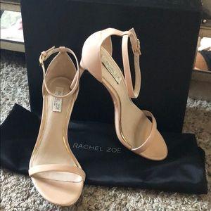 ✨SALE✨ Rachel Zoe nude patent leather heels
